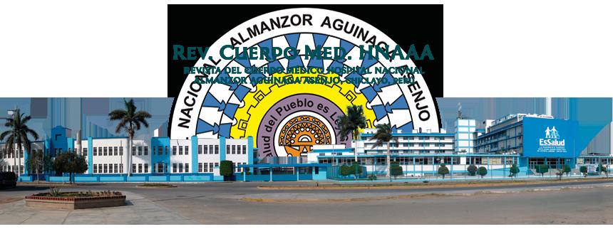 Revista del Cuerpo Médico del Hospital Nacional Almanzor Aguinaga Asenjo